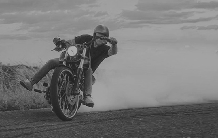 Saint Website Motorcycle