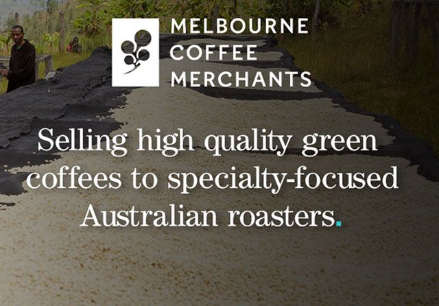 Project: Melbourne Coffee Merchants