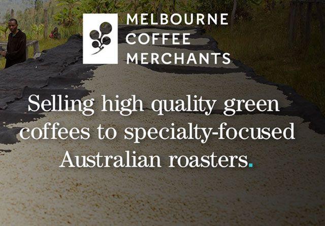 Project: Melbourne Coffee Merchants