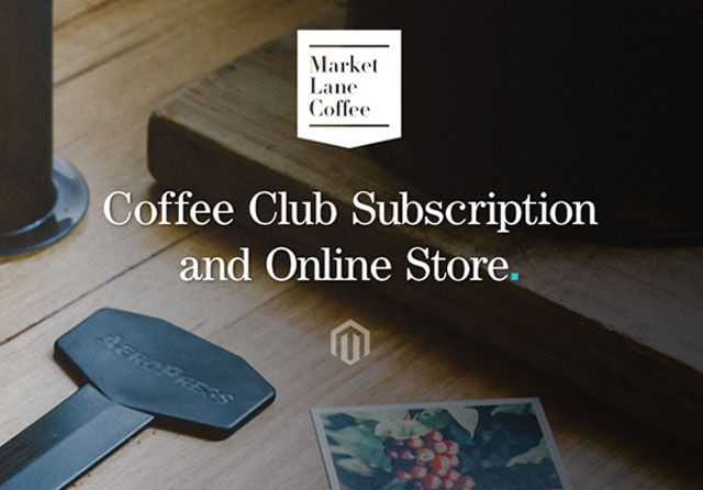 Project: Market Lane Coffee
