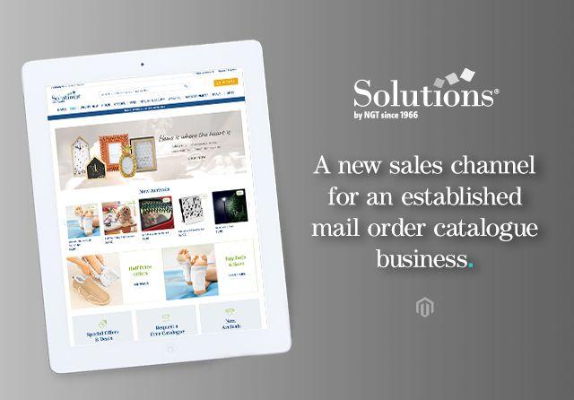 Project: Shop Solutions