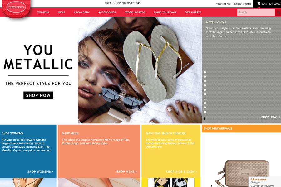 Homepage Rebuild