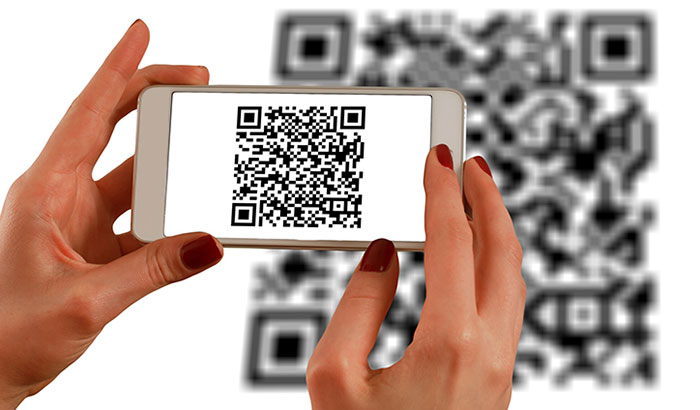 QR codes and eCommerce